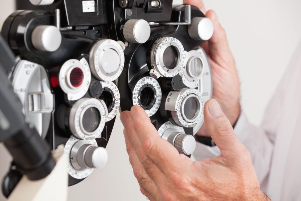 Eye Exams in Burlington and Davenport, Iowa